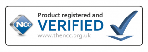 NCC Verified logo