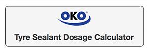 OKO Sealant Dosage Calculator